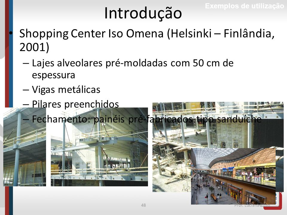 Introdução Shopping Center Iso Omena (Helsinki – Finlândia, 2001)