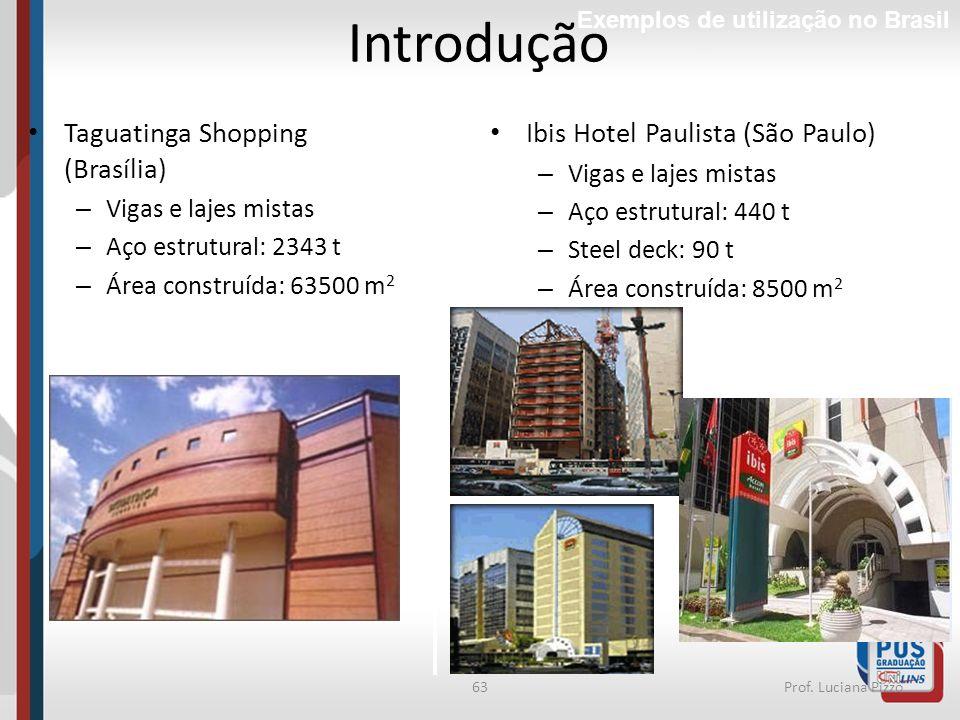 Introdução Taguatinga Shopping (Brasília)