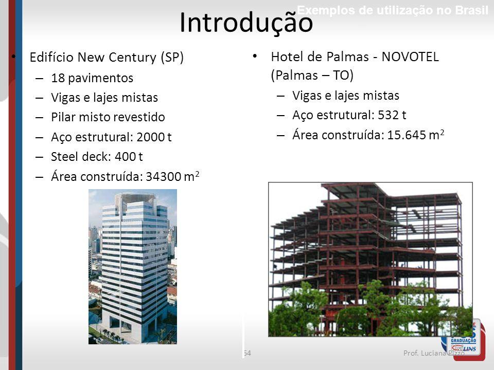 Introdução Edifício New Century (SP)