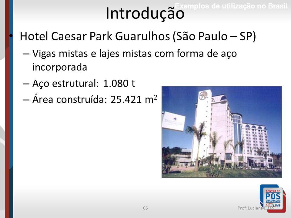 Introdução Hotel Caesar Park Guarulhos (São Paulo – SP)