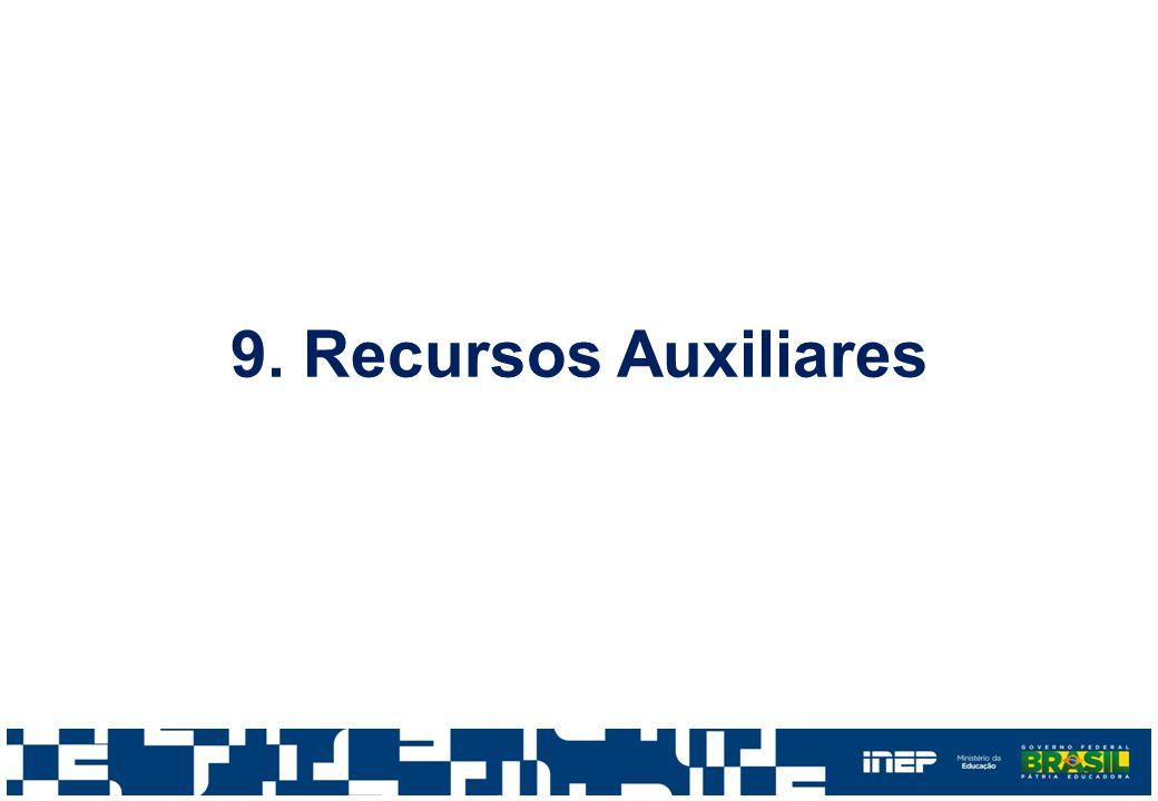 9. Recursos Auxiliares