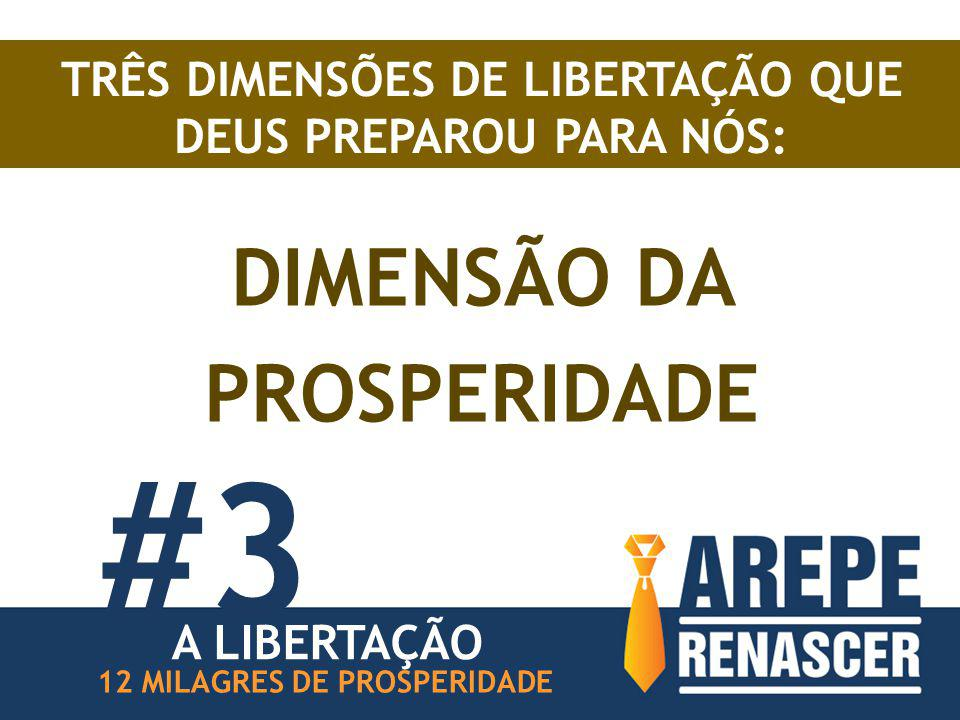 #3 DIMENSÃO DA PROSPERIDADE