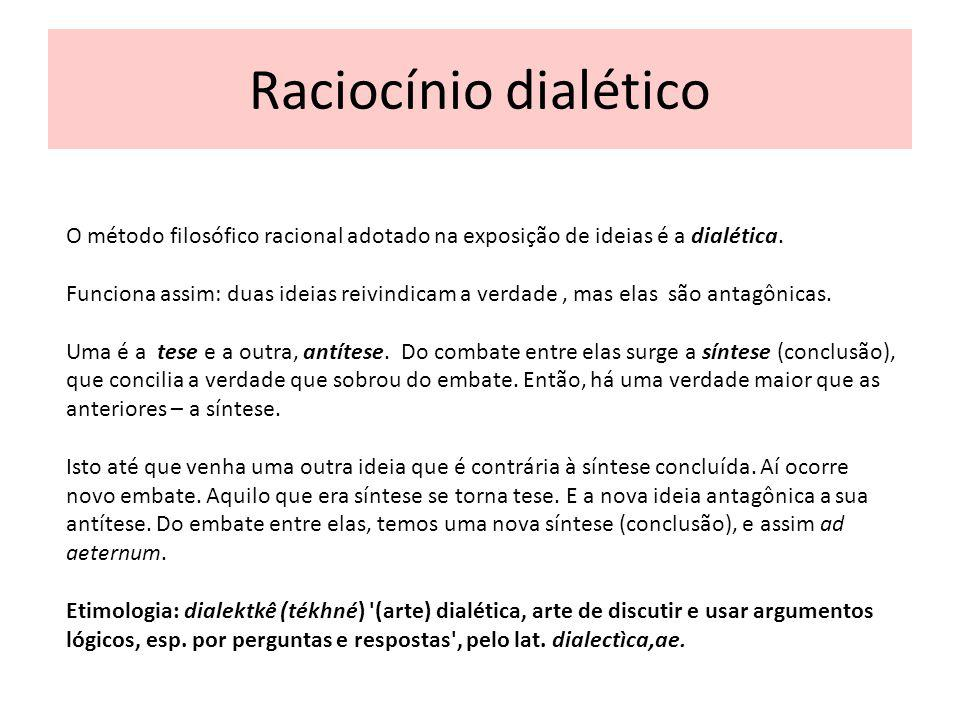 Raciocínio dialético