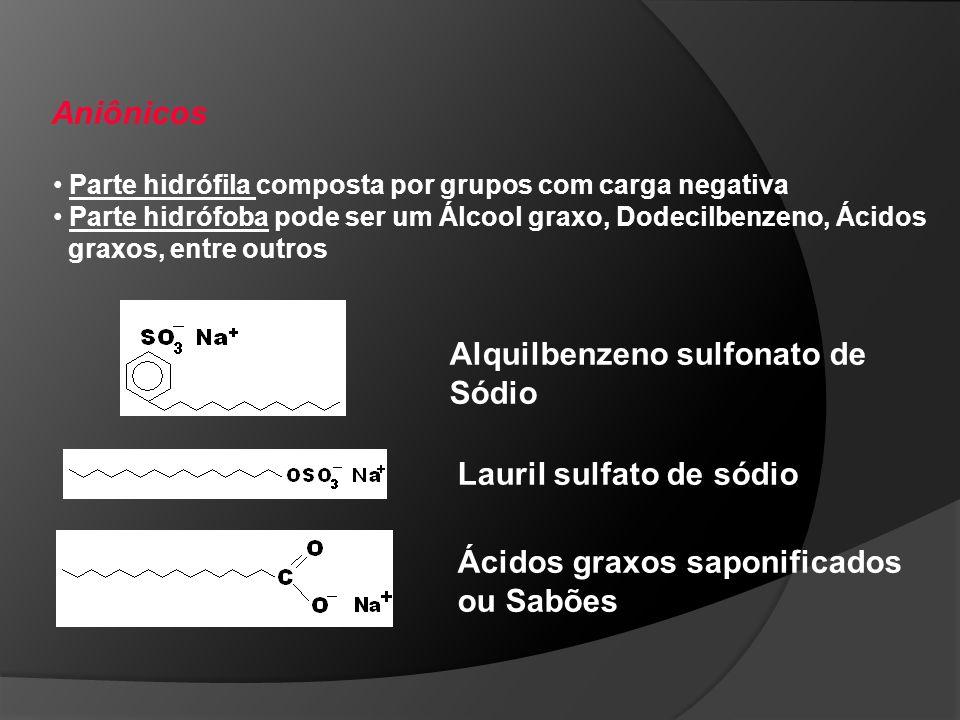 Alquilbenzeno sulfonato de Sódio