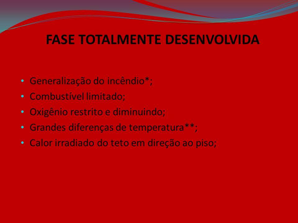 FASE TOTALMENTE DESENVOLVIDA