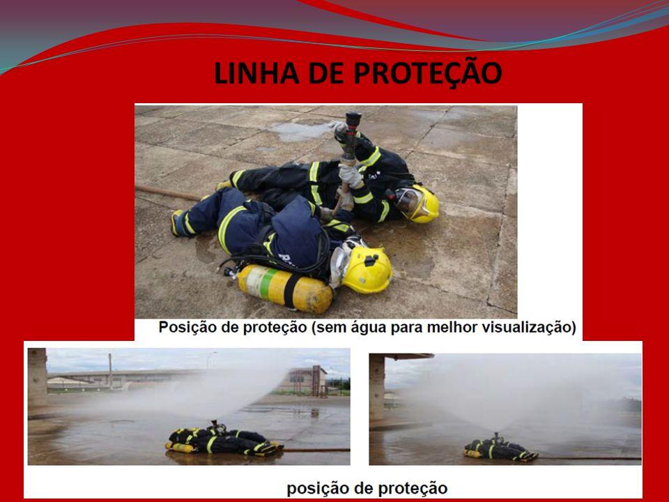 LINHA DE PROTEÇÃO