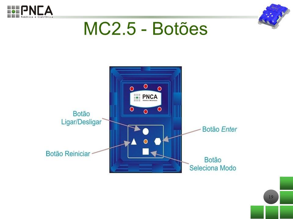 MC2.5 - Botões