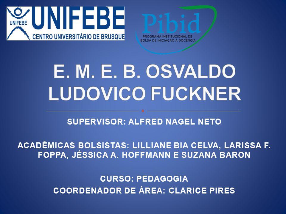 E. M. E. B. OSVALDO LUDOVICO FUCKNER