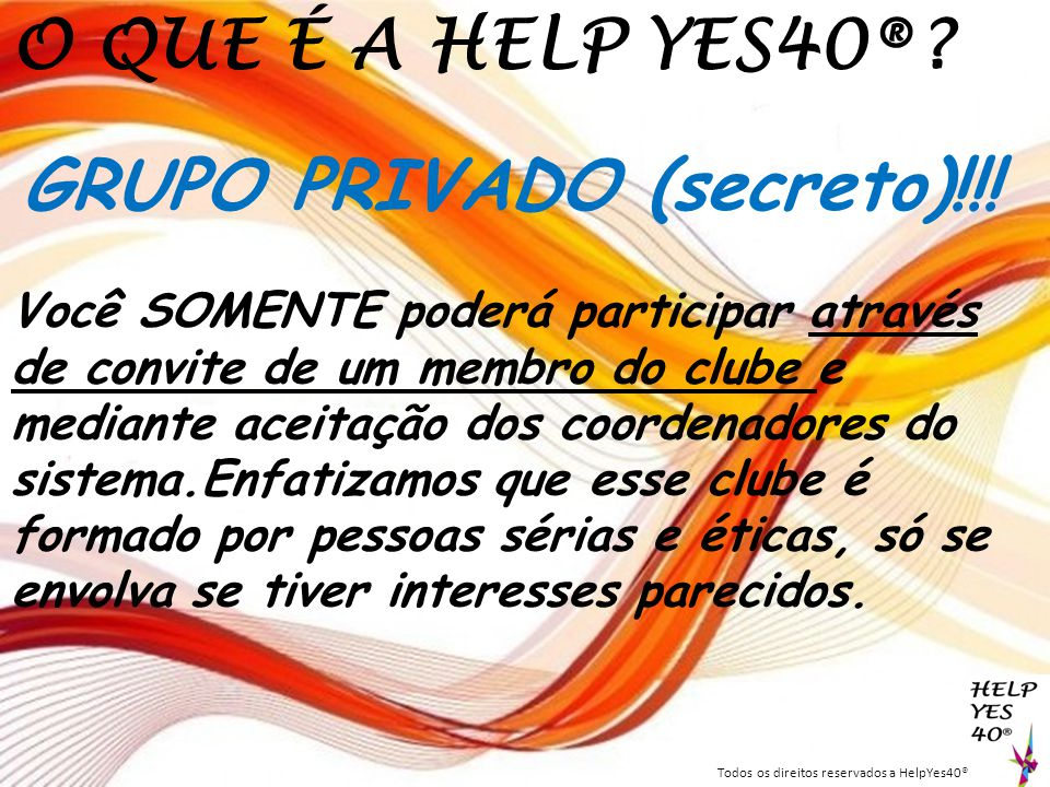 GRUPO PRIVADO (secreto)!!!