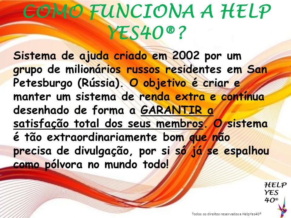 COMO FUNCIONA A HELP YES40®