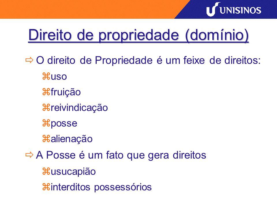 Direito de propriedade (domínio)