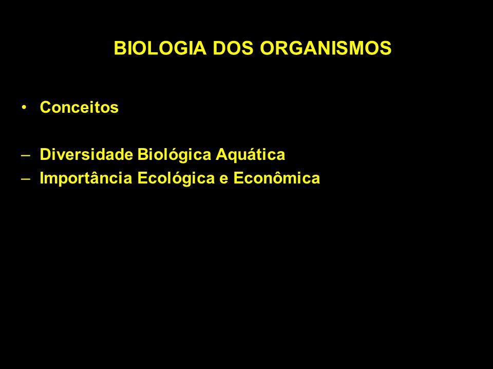 BIOLOGIA DOS ORGANISMOS