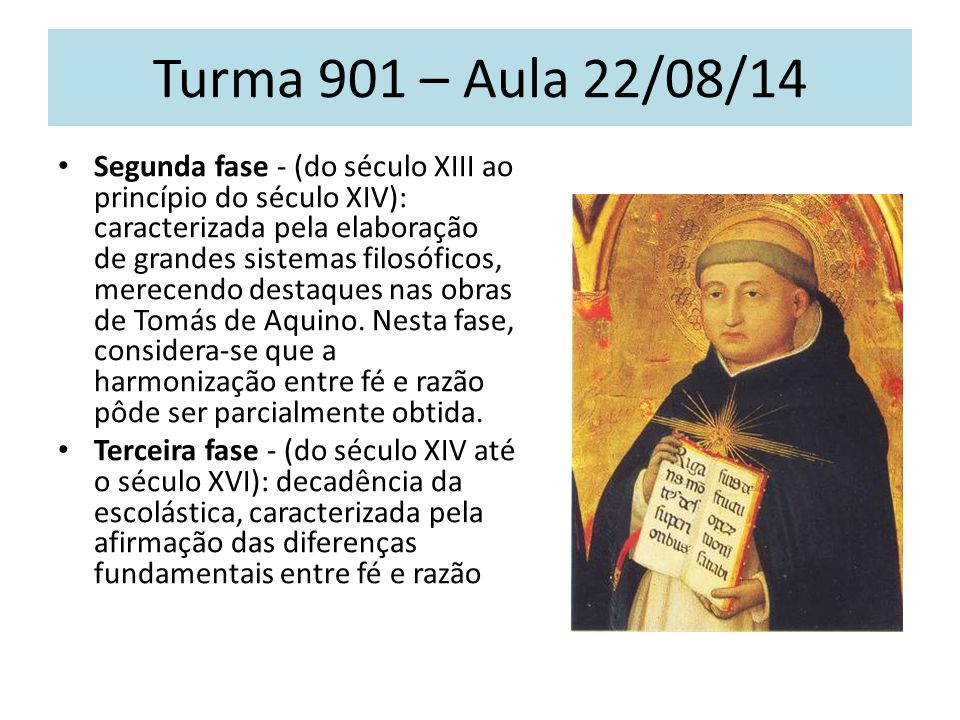 Turma 901 – Aula 22/08/14