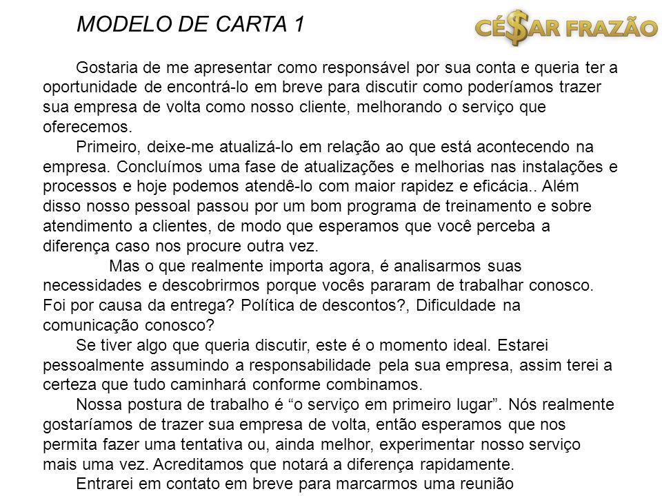 MODELO DE CARTA 1
