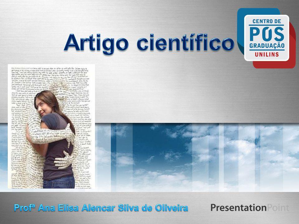 Profª Ana Elisa Alencar Silva de Oliveira