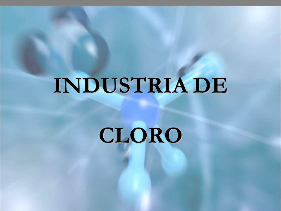 INDUSTRIA DE CLORO