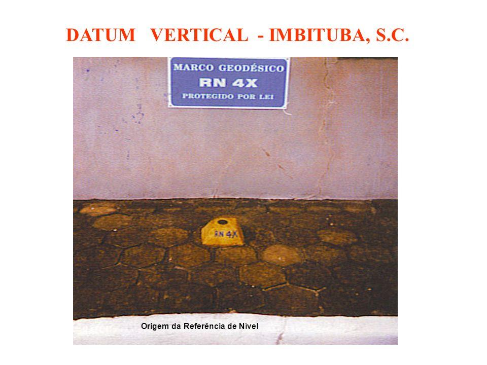 DATUM VERTICAL - IMBITUBA, S.C.