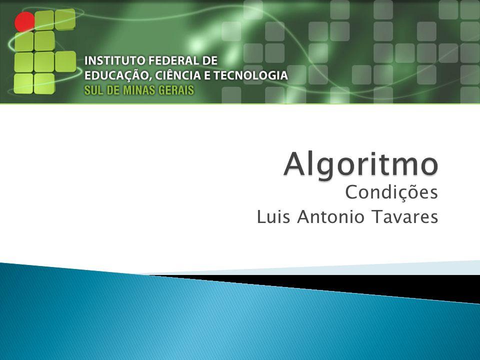 Condições Luis Antonio Tavares