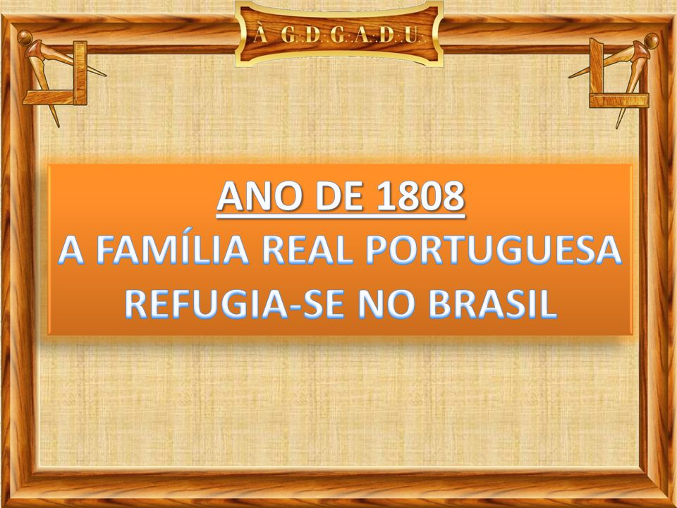 A FAMÍLIA REAL PORTUGUESA