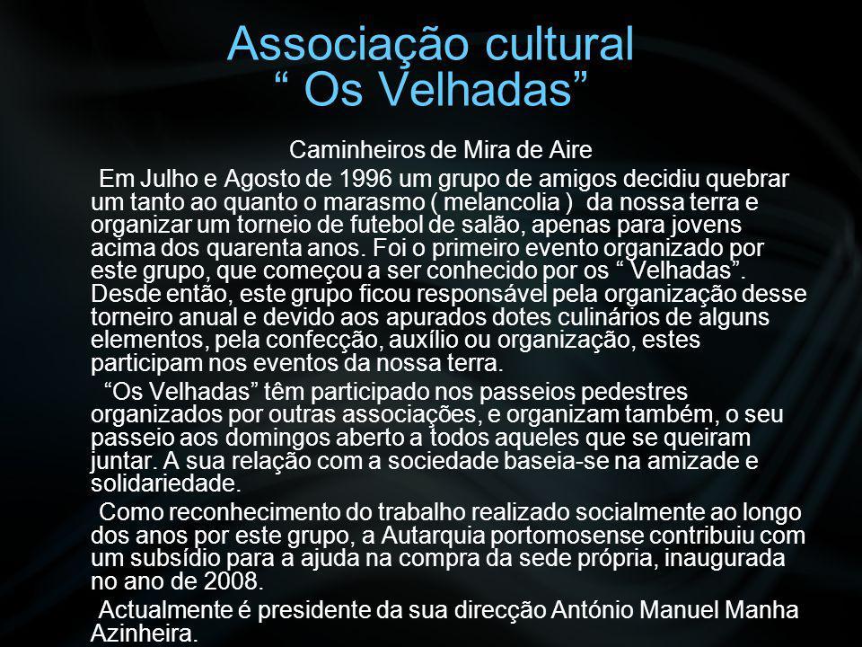 Associação cultural Os Velhadas