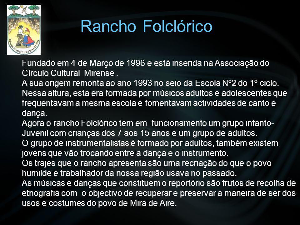 Rancho Folclórico