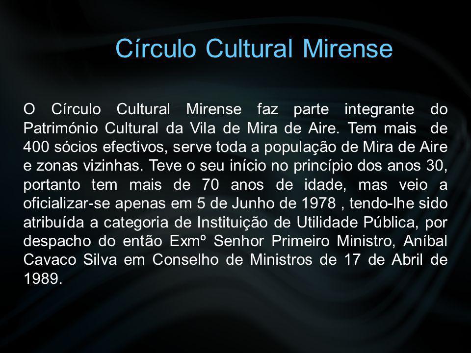 Círculo Cultural Mirense