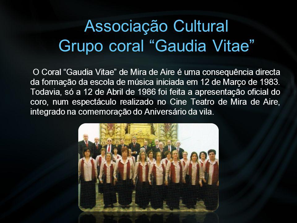 Associação Cultural Grupo coral Gaudia Vitae