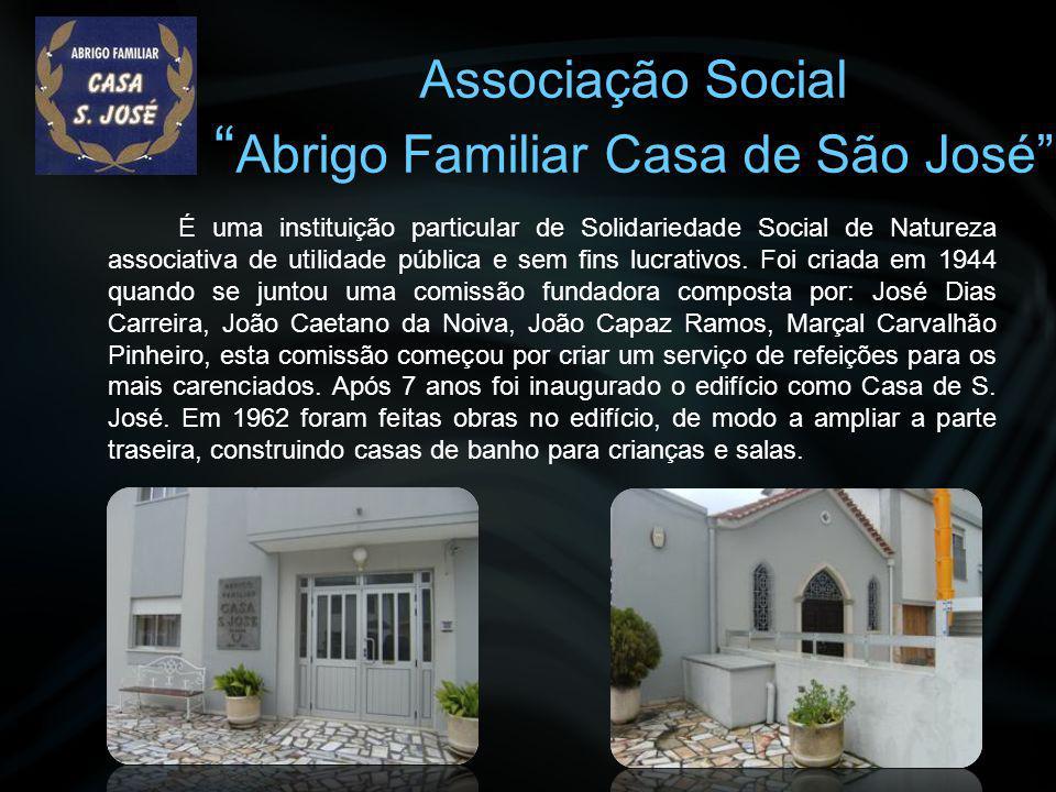 Associação Social Abrigo Familiar Casa de São José