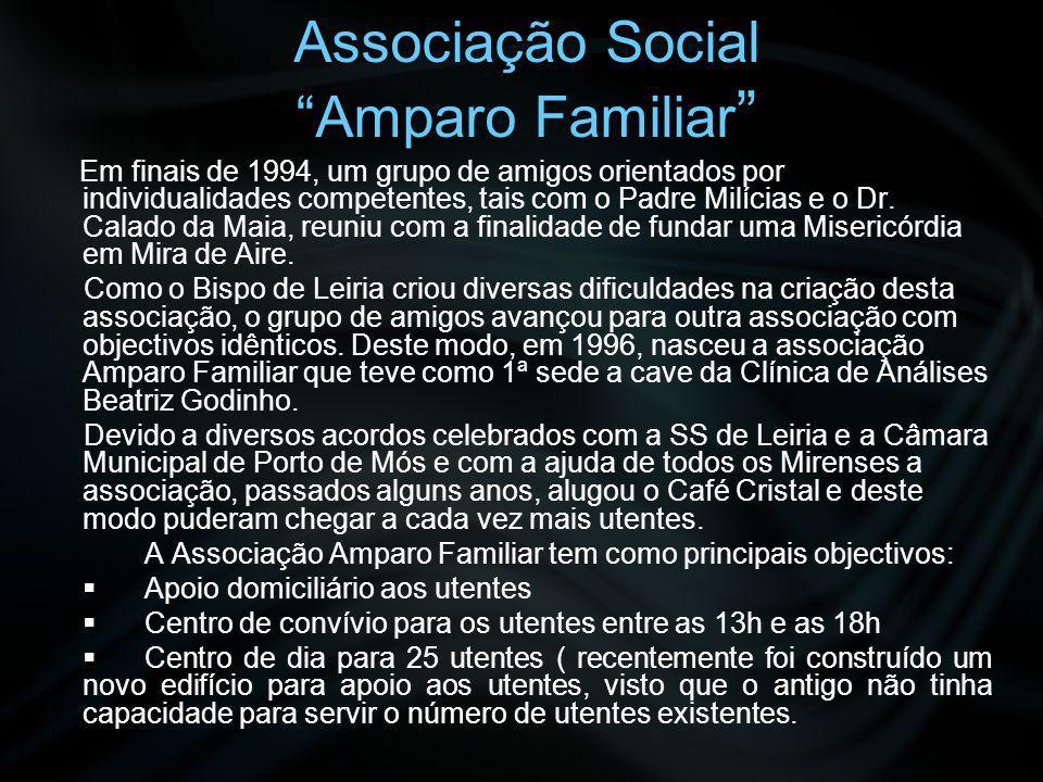 Associação Social Amparo Familiar