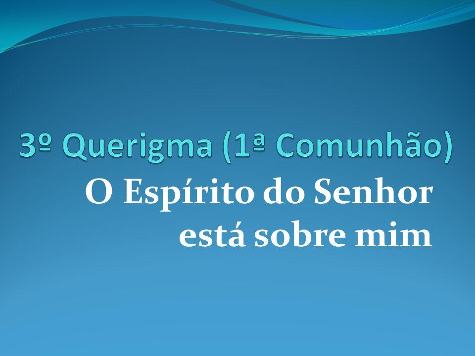 3º Querigma (1ª Comunhão)