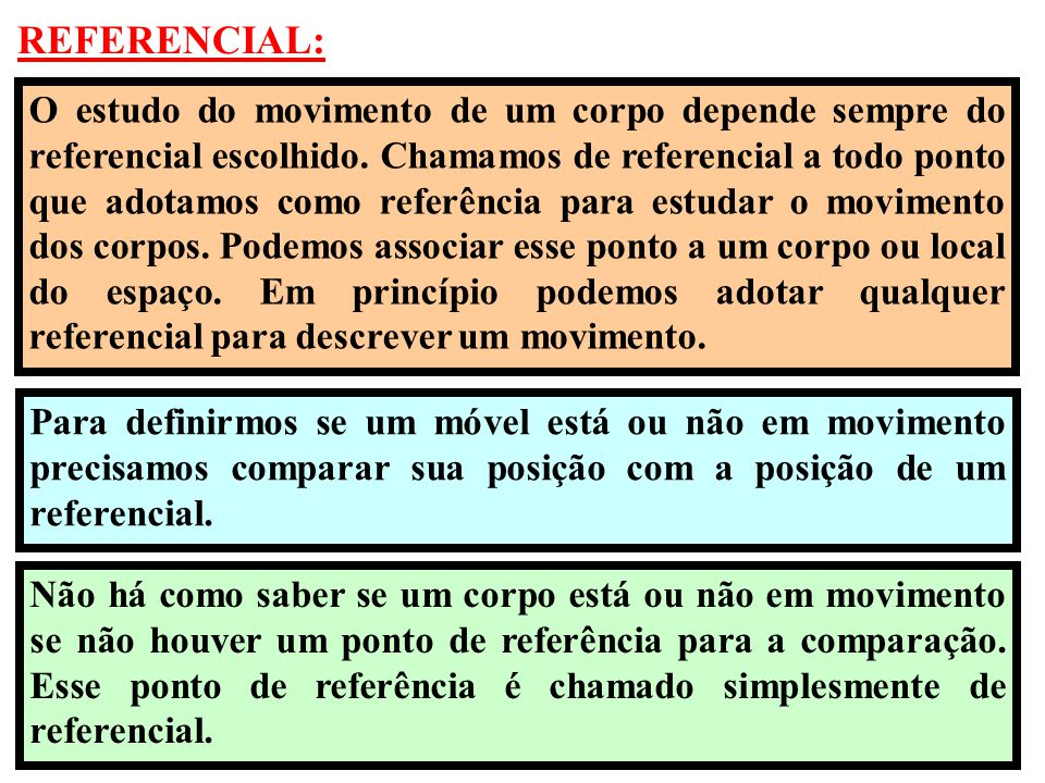 REFERENCIAL: