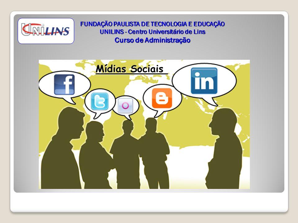 Mídias Sociais Curso de Administração