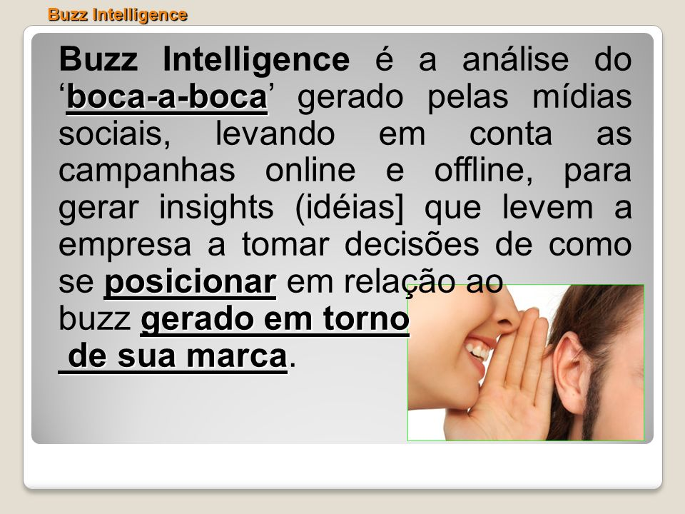 Buzz Intelligence