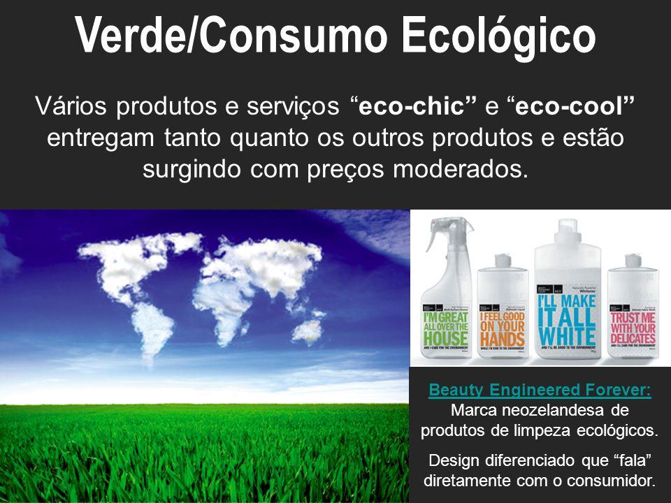 Verde/Consumo Ecológico