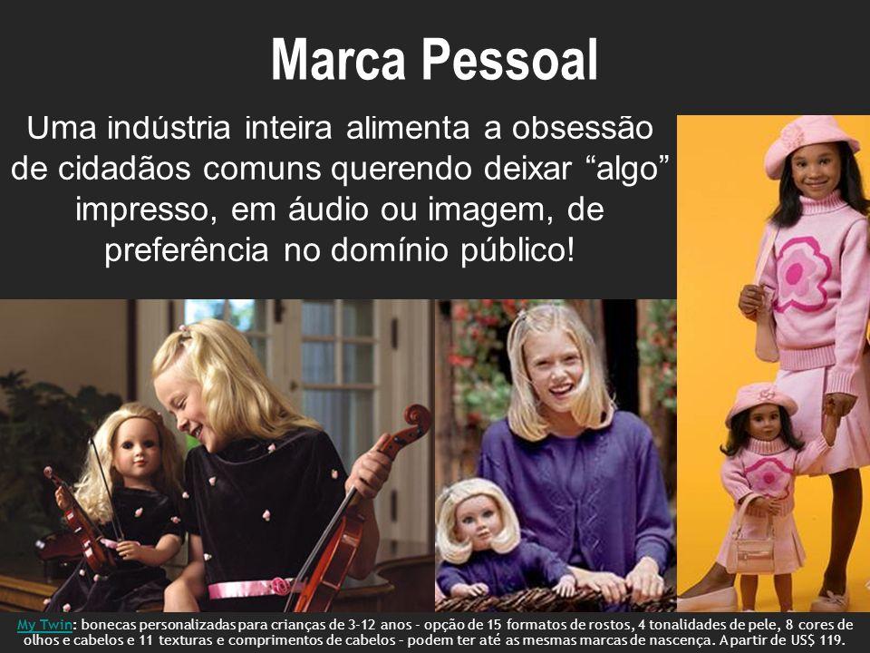 Marca Pessoal ECO-ECOSYSTEM.