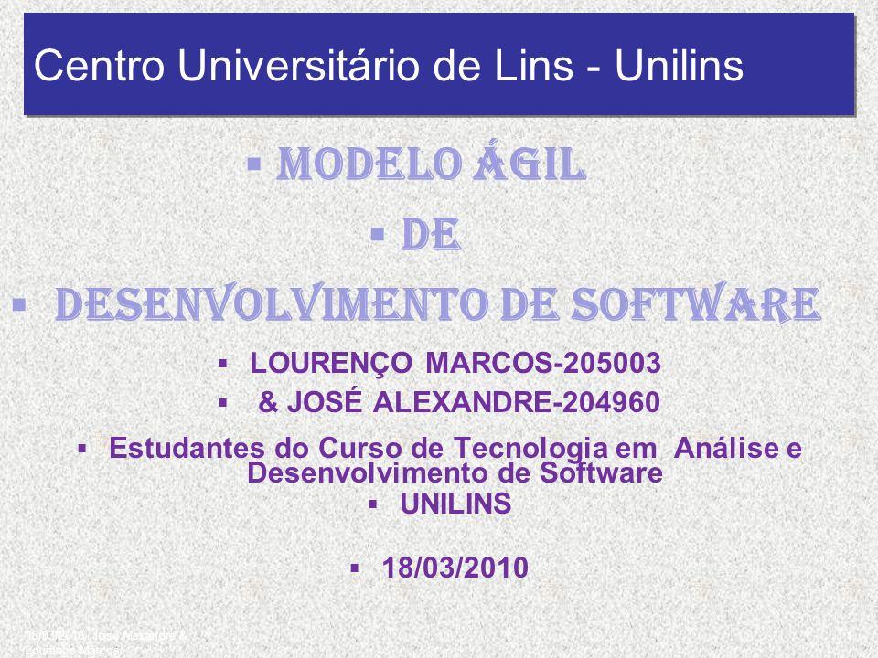 Centro Universitário de Lins - Unilins