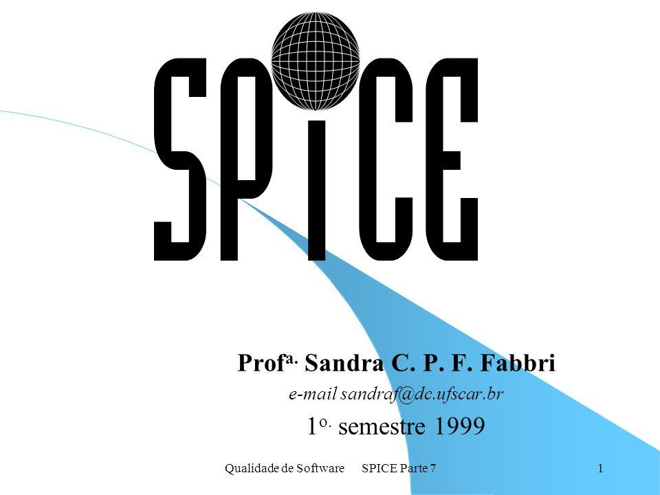Profa. Sandra C. P. F. Fabbri