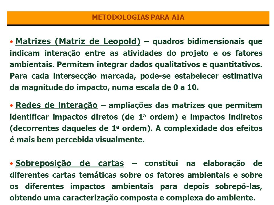 METODOLOGIAS PARA AIA