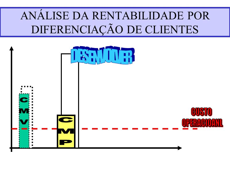 ANÁLISE DA RENTABILIDADE POR DIFERENCIAÇÃO DE CLIENTES