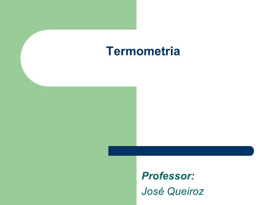 Professor: José Queiroz