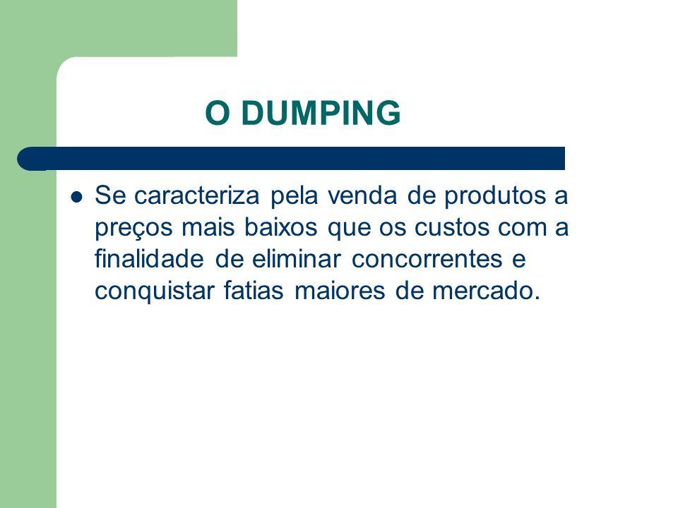 O DUMPING