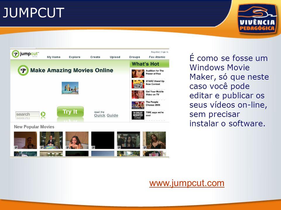 JUMPCUT www.jumpcut.com