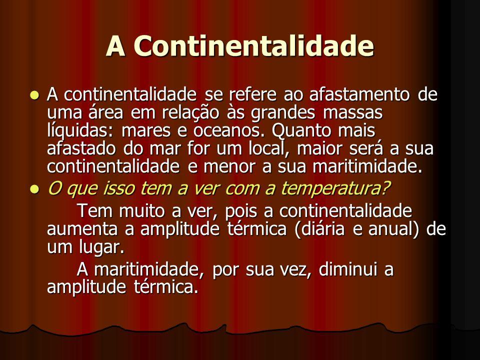 A Continentalidade