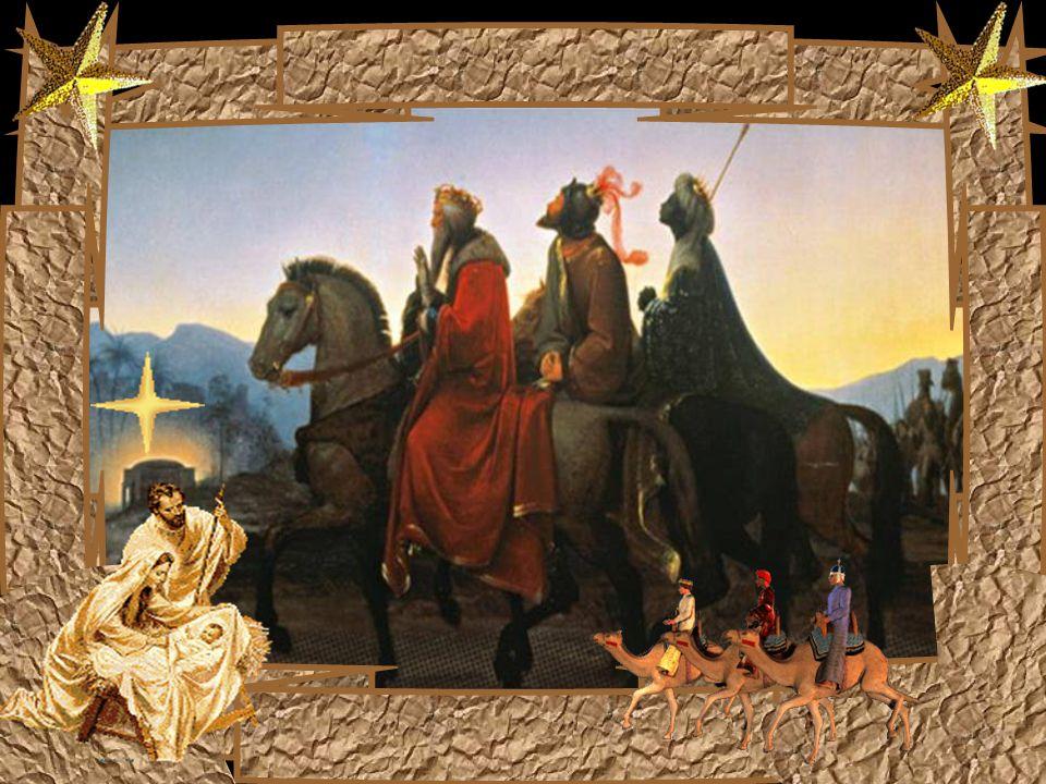 Os magos representam os homens de todo o mundo que vão ao encontro de Cristo, que acolhem a proposta libertadora que Ele traz e que se prostram diante d'Ele.