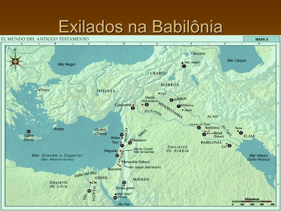 Exilados na Babilônia