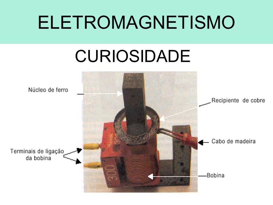 ELETROMAGNETISMO CURIOSIDADE