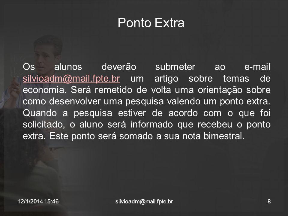 Ponto Extra