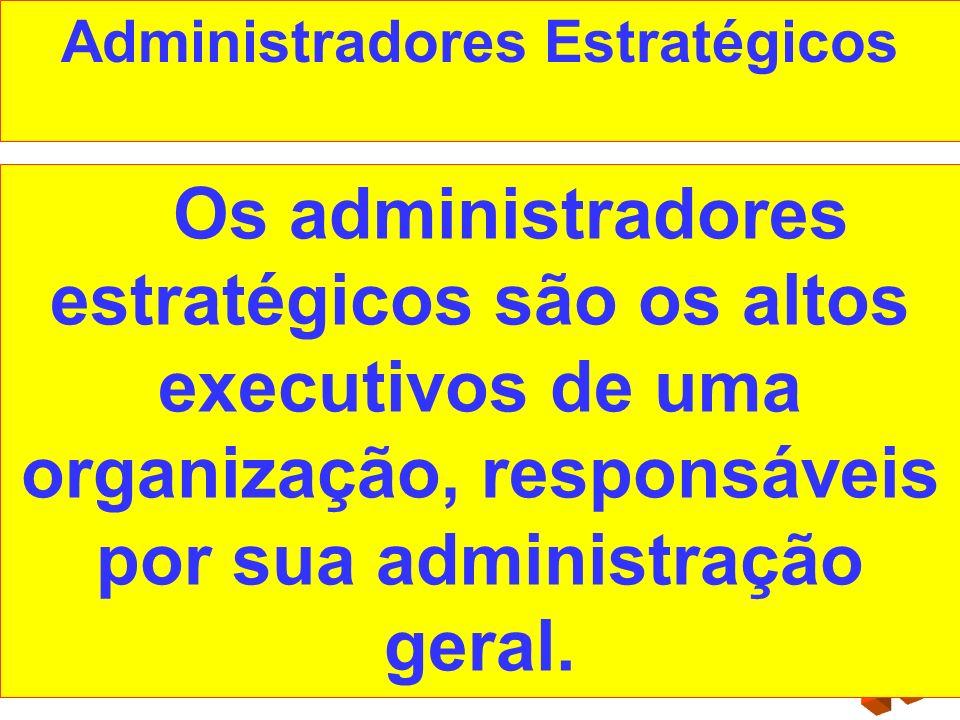 Administradores Estratégicos
