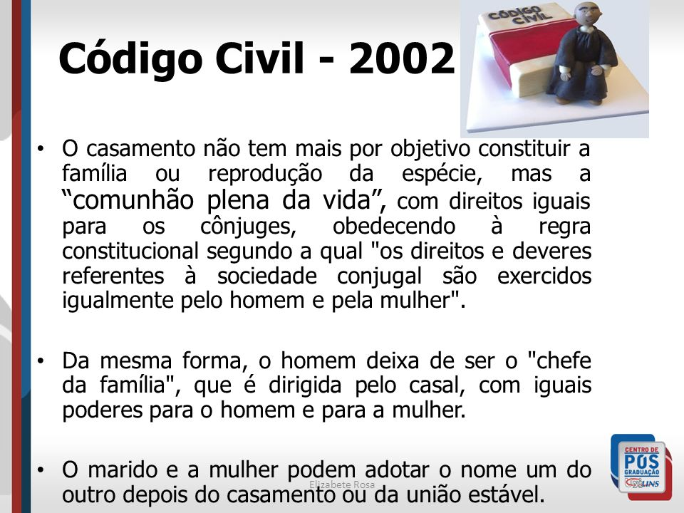 Código Civil - 2002