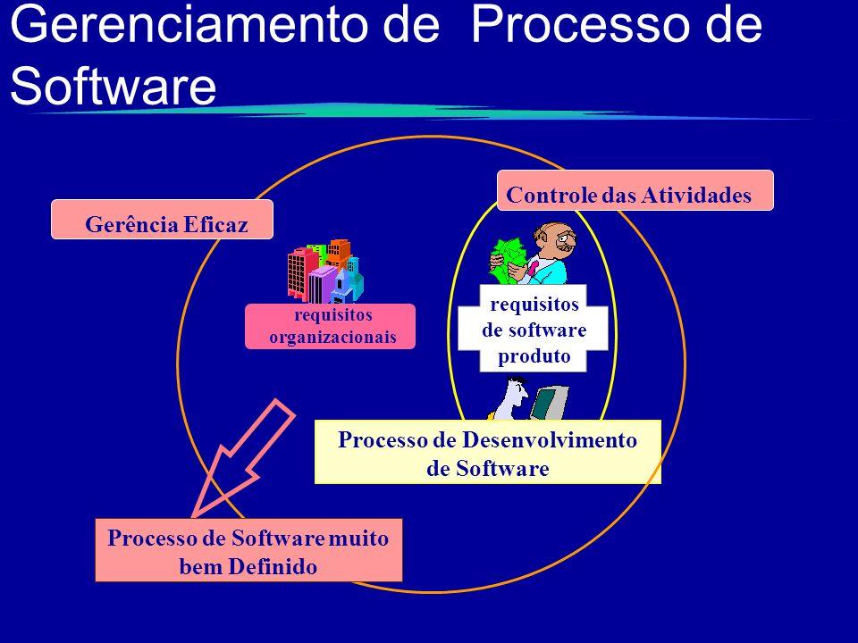 Gerenciamento de Processo de Software
